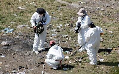 Restos humanos son encontrados en Iguala