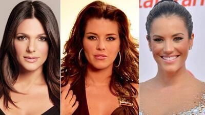 Bárbara Bermudo, Gaby Espino y Alicia Machado se llevaron la portada de...