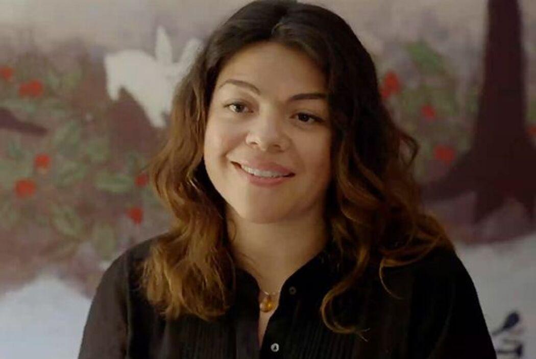 También el doctor Juan entrevistó a una futura madre, Daisy Villa, quien...