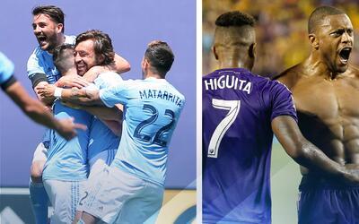 Los 10 mejores goles de la MLS en el mes de junio