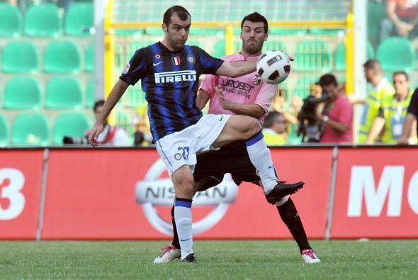 El Inter fue a la cancha del Palermo con la idea de dar una mejor actuac...