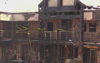 Un incendio de dos alarmas en Dallas dejó a varias familias desplazadas