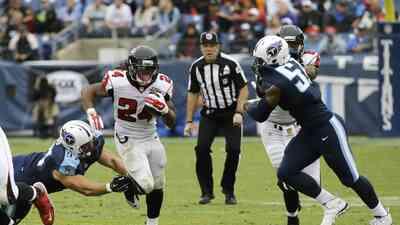 Falcons 10-7 Titans: Las 116 yardas de Freeman fueron la diferencia sobr...