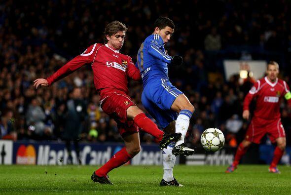 Chelsea, el aún campeón de la Liga de Campeones, recibi&oa...