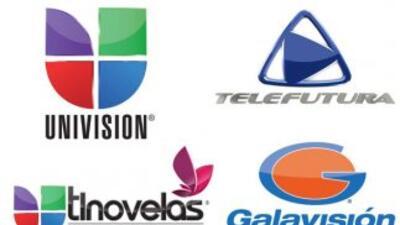 Univision, TeleFutura, Galavisión y tlnovelas