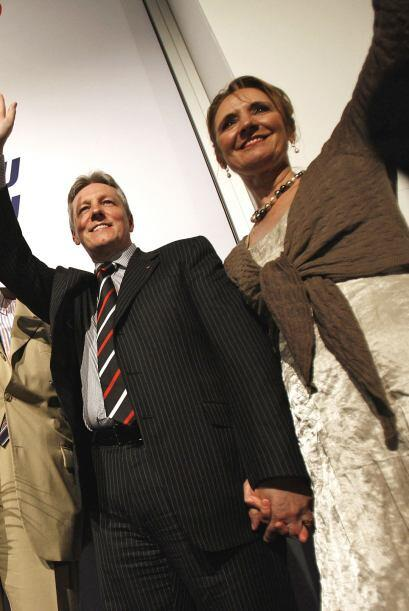 Iris Robinson: La Primera Dama de Irlanda del Norte cometió una infideli...