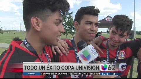 Todo un éxito Copa Univision Austin