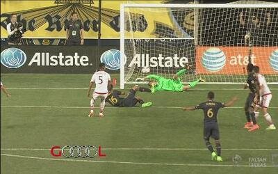 Richard Márquez consigue un agónico gol que le da el triunfo a Philadelp...