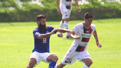 Cruz Azul vs Alajuelense