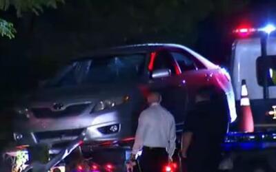 'Miami en un Minuto': buscan a un hombre que huyó de la policía cuando f...