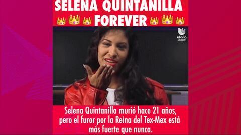 5 cosas que prueban que Selena Quintanilla no muere