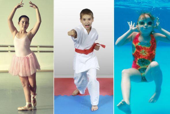 Las actividades extracurriculares son muy importantes en el desarrollo d...