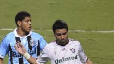 Duelo de pesos pesados del fútbol brasileño en la Copa Libertadores este...
