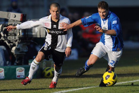 Por último, Brescia sacó un valioso triunfo ante Parma por...