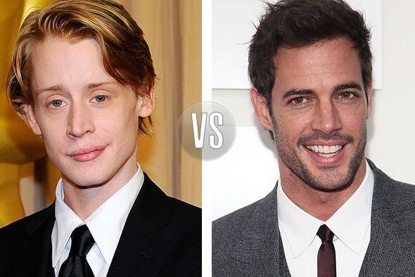 Aunque no lo crean Macaulay Culkin y William Levy tienen la misma edad,...