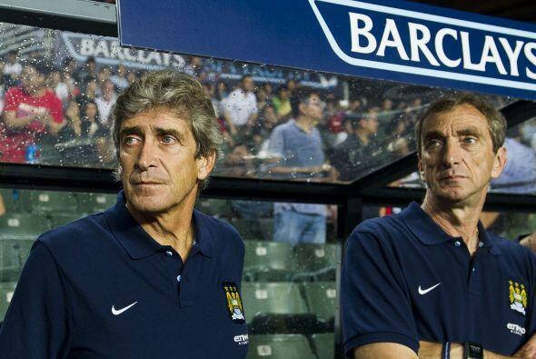 También ha renovado su cuerpo técnico el Manchester City, que ha apostad...