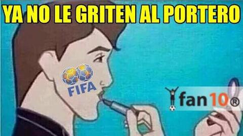 México volvió a derrotar a Canadá y ahora los memes se burlaron de FIFA...