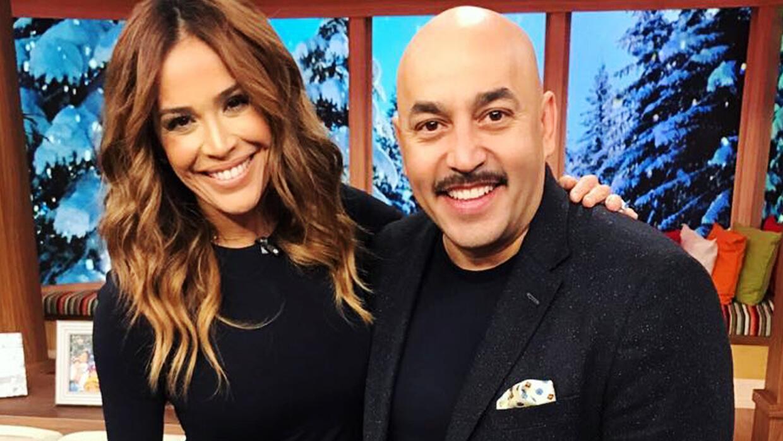 Resulta que Lupillo Rivera y Karla Martínez se conocen desde hace mucho...