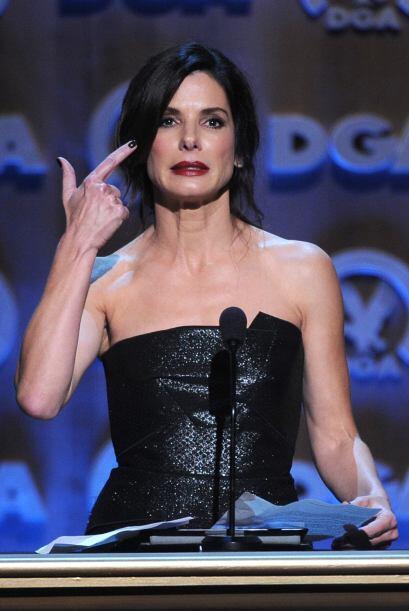 Sandra Bullock parece que lleva más allá sus personajes de...