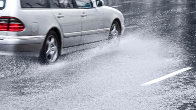 Hay que manejar de manera diferente cuando llueve constantemente.