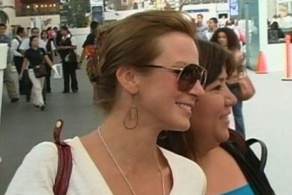 Pero Televisa ya la tenía en la mira y en 2008 Silvia acept&oacut...