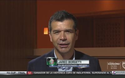 Cuatro legendarios goleadores del Tri felicitan a 'Chicharito'
