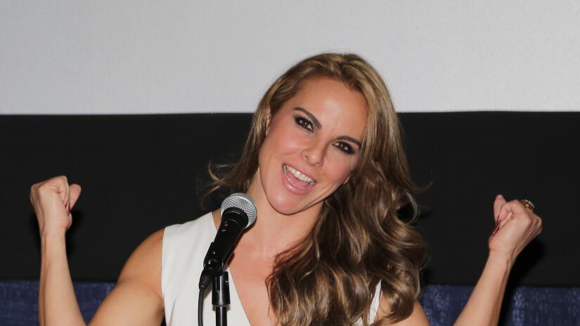 La actriz mexicana se unió a la organización PETA