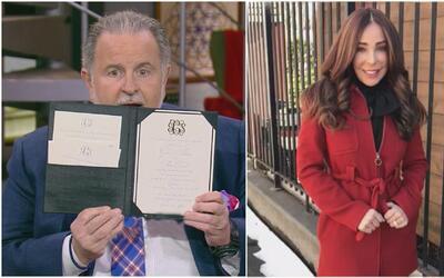 Gelena está feliz de que a Raúl le haya gustado tanto las invitaciones a...
