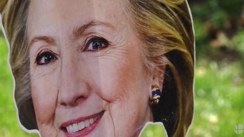 Esto es lo que le dicen a Hillary Clinton en las calles de Filadelfia