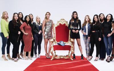 Una de ellas será la nueva Reina de la Canción. Gran estreno 17 de abril...