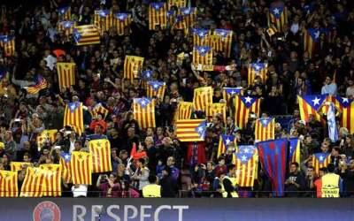 Banderas independentistas