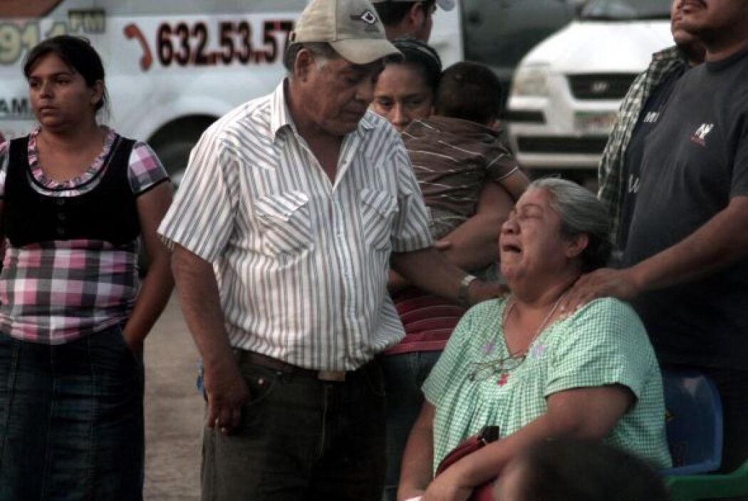 Se analiza la indemnización a los familiares de las víctimas.