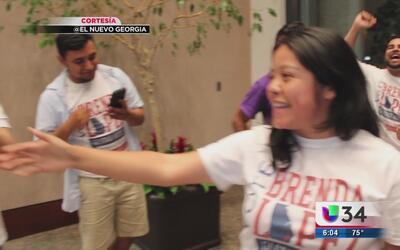 Latinos toman fuerza en las primarias de Georgia