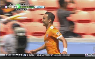 """Erick """"Cubo"""" Torres encaminó la victoria del Dynamo sobre SJ Earthquakes"""