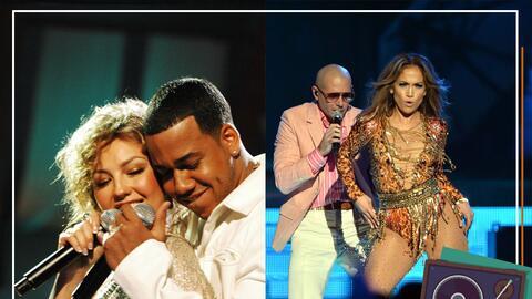 Duetos memorables de Premios Juventud.