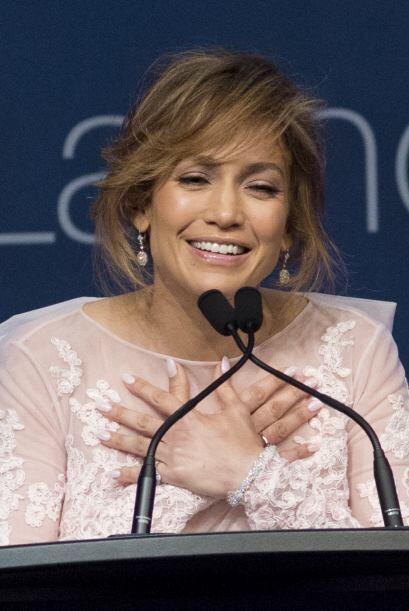 Aproximadamente se dirigió a 1.500 líderes latinos en un l...