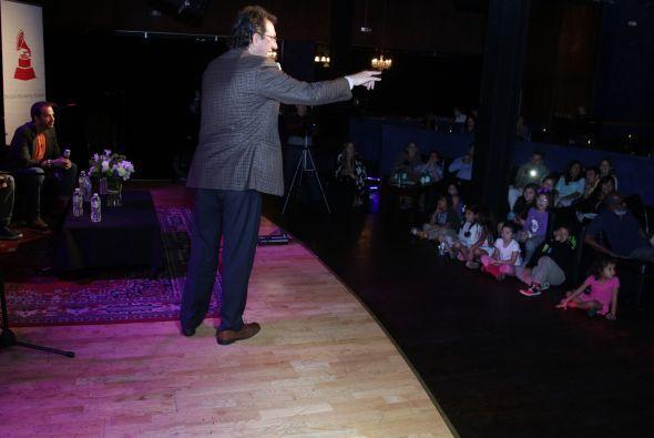 En el evento participó también El Presidente/ CEO de La Academia Latina...