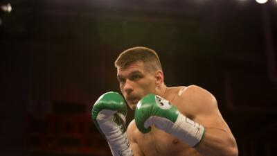 Derevyanchenko busca su sexta victoria profesional.
