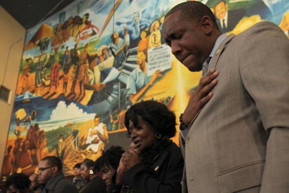 Para los testigos de la  histórica visita al sur centro de Los &A...