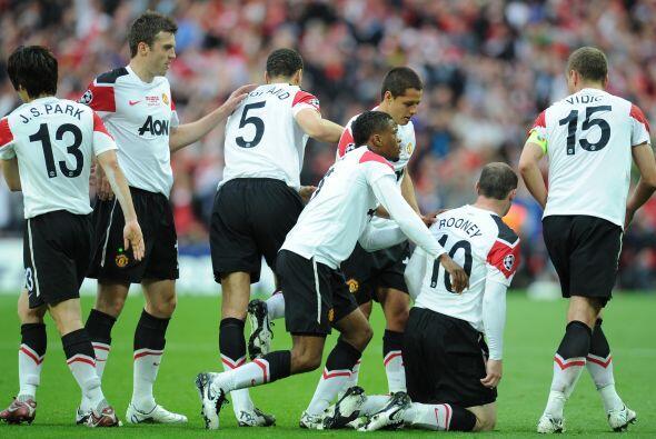 El empate era inmerecido pero en el fútbol los goles hay que hace...