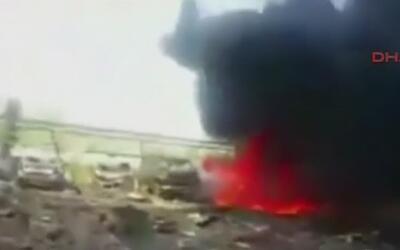 Explosiones en estaciones de policía dejaron seis muertos