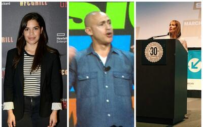 Decenas de líderes de cine, tecnología, entretenimiento y música se han...