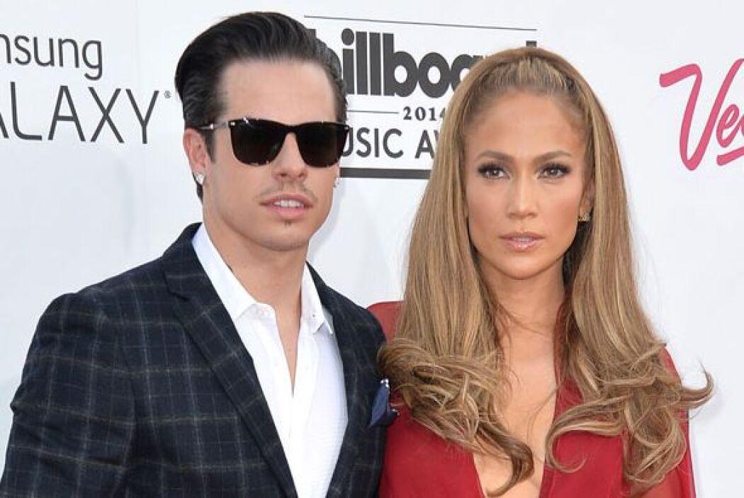 La última alfombra que pisaron juntos fue en los Billboard Music Awards...