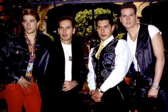 ¿Cómo olvidar a Sergio Mayer, Javier Ortiz, Charly L&oacut...