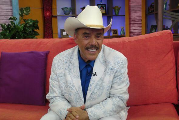 Don Pedro Rivera estuvo de visita en Despierta América y hasta no...