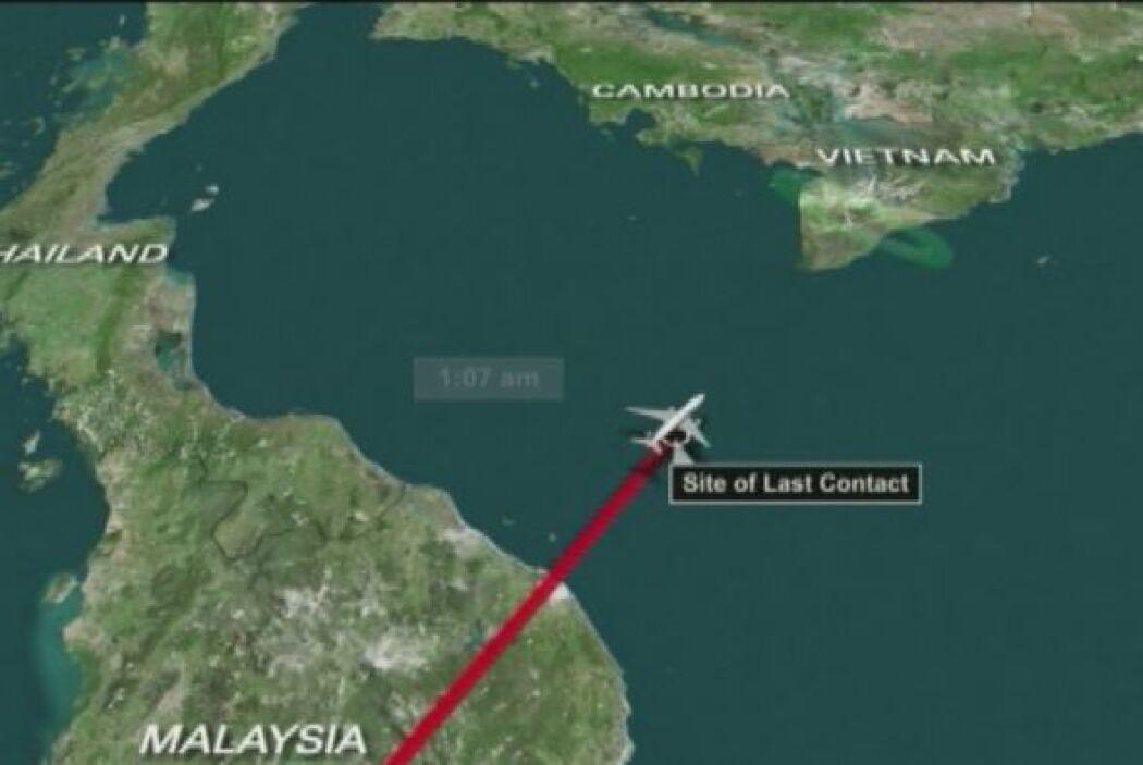 EL MISTERIO DE MALAYSIA AIRLINES - El 8 de marzo de 2014 el vuelo 370 de...