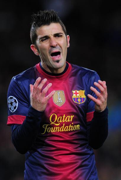Sólo que David Villa, Cristian Tello y demás tampoco tuvie...