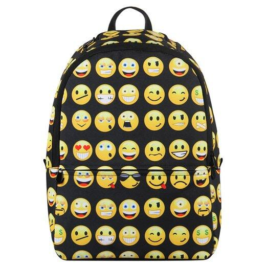 Hynes Eagle Emoji Kids Backpack, 29.99 dólares en Amazon.com