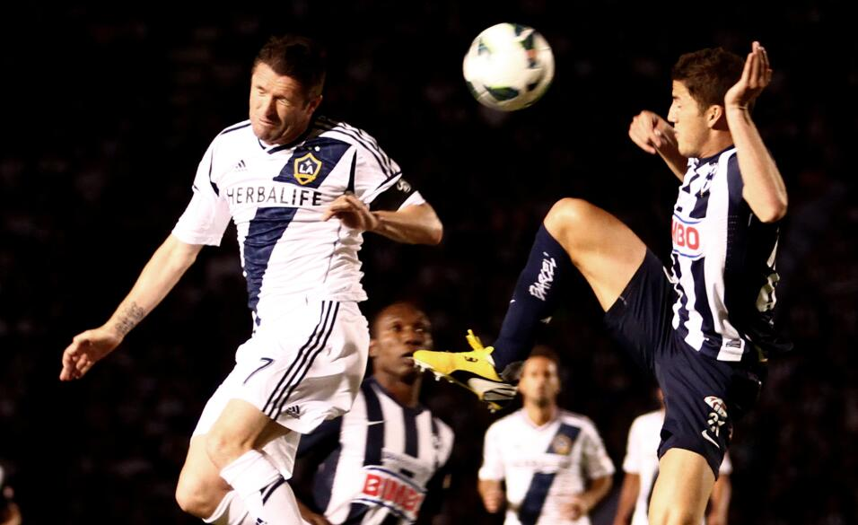 Álbum de fotos de la MLS en CONCACAF Champions League