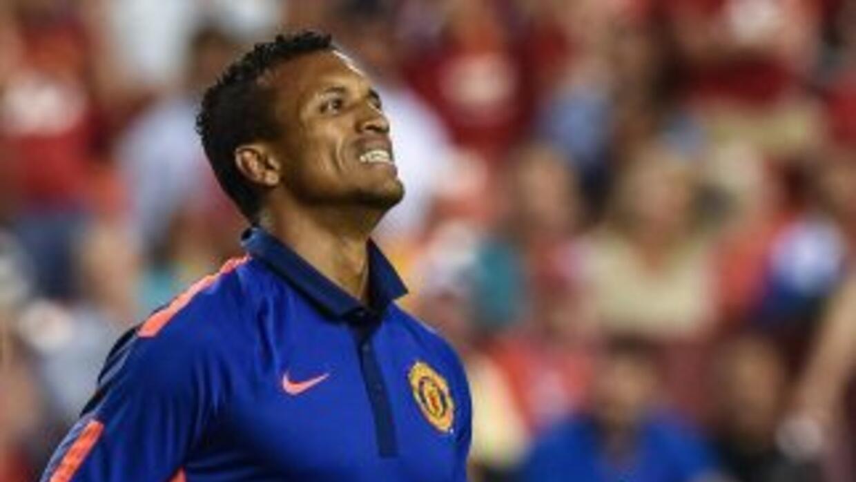 Nani no tuvo un regreso muy grato en el Sporting de Lisboa.